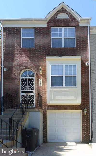 2205 Forest Glade Lane, Suitland, MD 20746 - MLS#: 1002349886