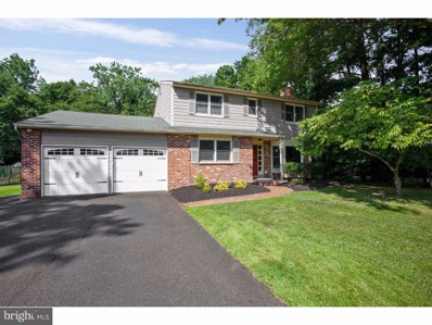 1909 Woodland Drive, Yardley, PA 19067 - #: 1002350170
