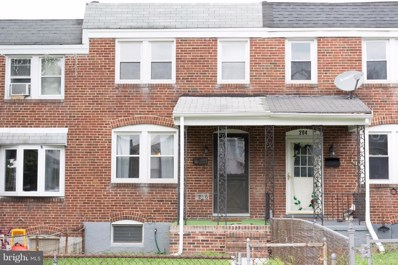 206 Edgevale Road W, Baltimore, MD 21225 - MLS#: 1002351046