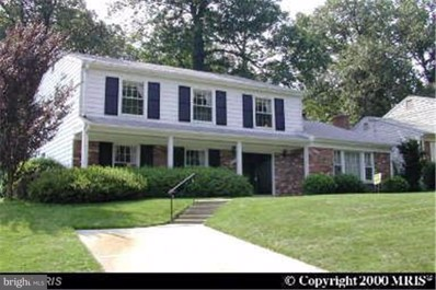 8408 Postoak Road, Rockville, MD 20854 - MLS#: 1002351130