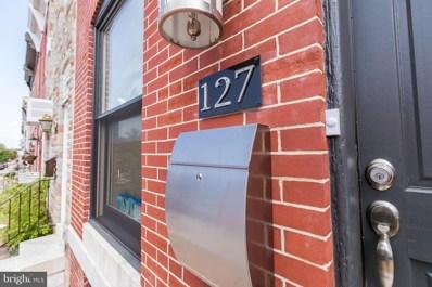 127 Bouldin Street, Baltimore, MD 21224 - MLS#: 1002351368