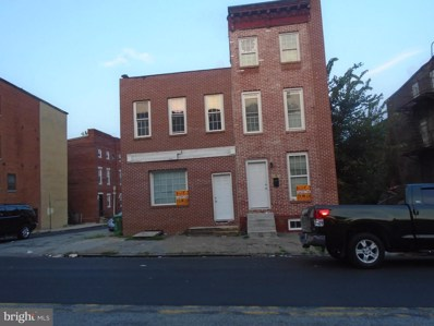 11 Gilmor Street, Baltimore, MD 21223 - MLS#: 1002351846