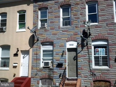3320 Noble Street, Baltimore, MD 21224 - #: 1002352004