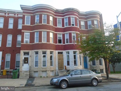 2023 Baltimore Street, Baltimore, MD 21223 - MLS#: 1002352096