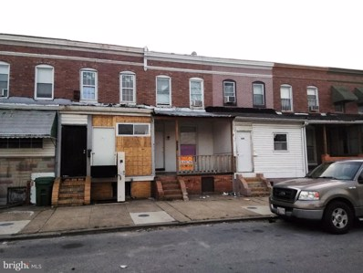 622 Payson Street S, Baltimore, MD 21223 - #: 1002352356