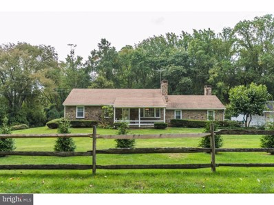 1640 E Strasburg Road, West Chester, PA 19380 - MLS#: 1002352848