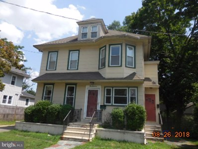 218 Woodlawn Terrace, Collingswood, NJ 08108 - MLS#: 1002352908