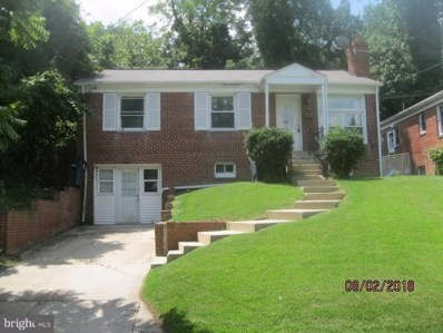 3417 27TH Avenue, Temple Hills, MD 20748 - #: 1002353160
