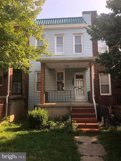 2603 Maisel Street, Baltimore, MD 21230 - #: 1002353442