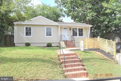 516 70TH Place, Capitol Heights, MD 20743 - #: 1002353684