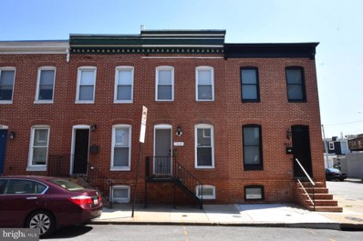 1635 Clarkson Street, Baltimore, MD 21230 - #: 1002353774
