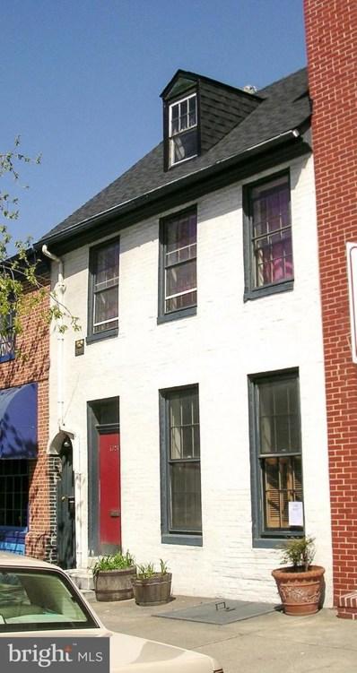 1624 Aliceanna Street, Baltimore, MD 21231 - #: 1002353864