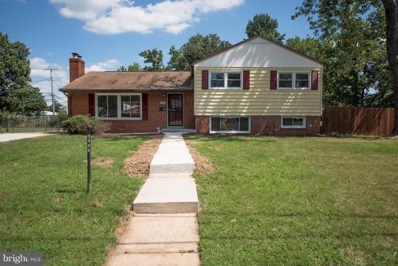 6805 96TH Avenue, Lanham, MD 20706 - MLS#: 1002356434