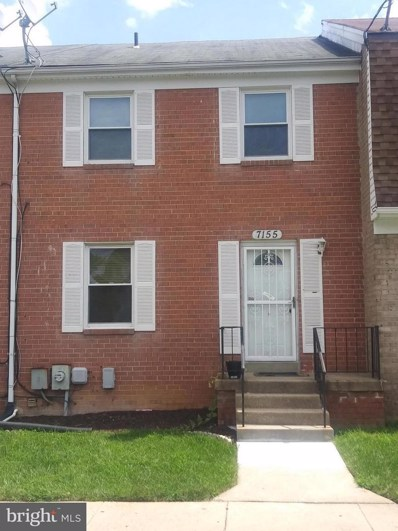 7155 Cross Street, District Heights, MD 20747 - MLS#: 1002356546