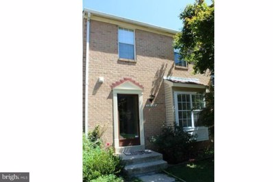 13005 Cherry Bend Terrace, Germantown, MD 20874 - #: 1002356676
