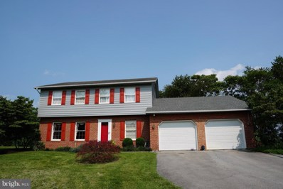 528 Bridle Path Drive, Martinsburg, WV 25404 - #: 1002356678