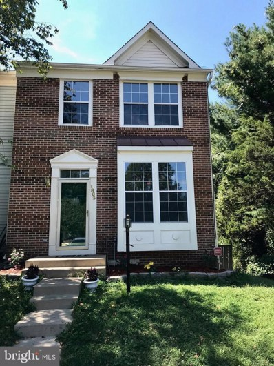 1863 Wigglesworth Way, Woodbridge, VA 22191 - MLS#: 1002356752
