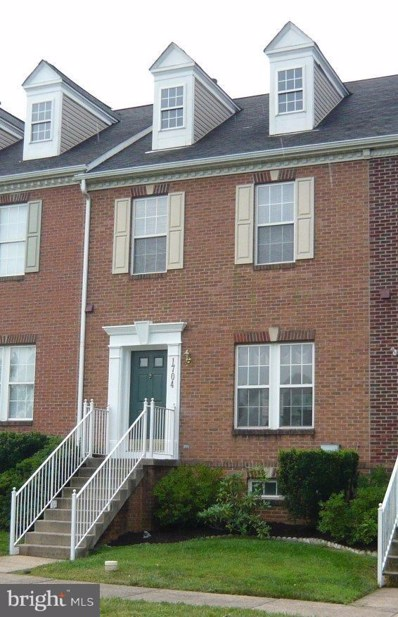 1704 Derrs Square W, Frederick, MD 21701 - MLS#: 1002356948