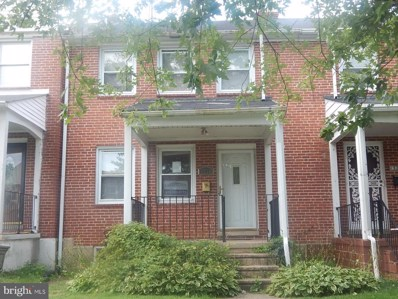 1318 Stonewood Road, Baltimore, MD 21239 - #: 1002357314