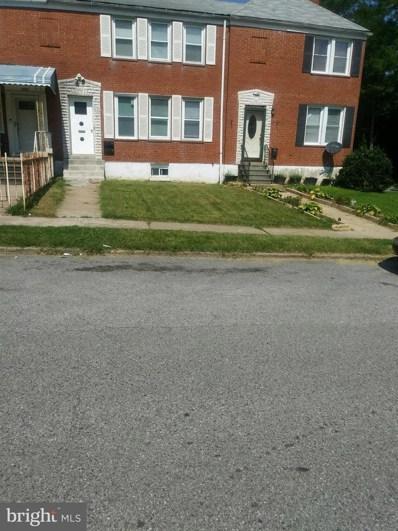 4052 Annellen Road, Baltimore, MD 21215 - MLS#: 1002357760