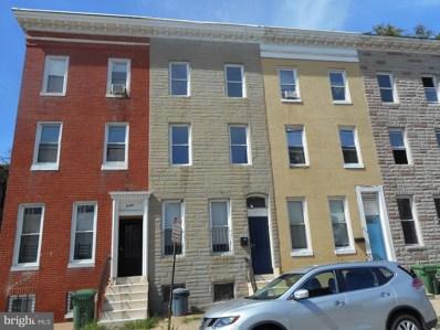 506 Lafayette Avenue W, Baltimore, MD 21217 - #: 1002357960