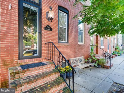 1247 Riverside Avenue, Baltimore, MD 21230 - MLS#: 1002358296