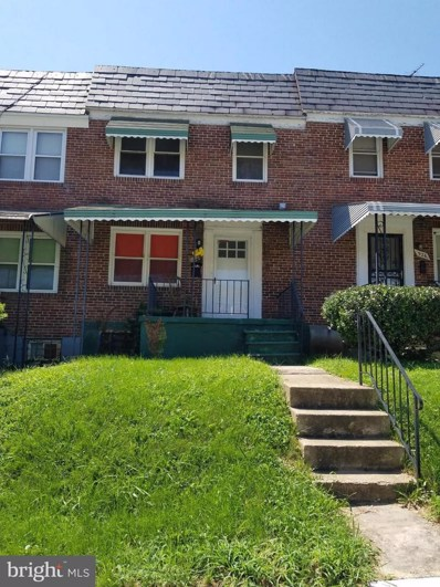 924 Wicklow Road, Baltimore, MD 21229 - MLS#: 1002358312