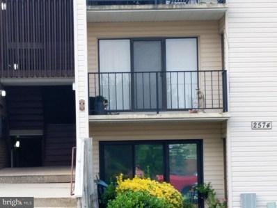 2574 Riva Road UNIT 20A, Annapolis, MD 21401 - #: 1002358422