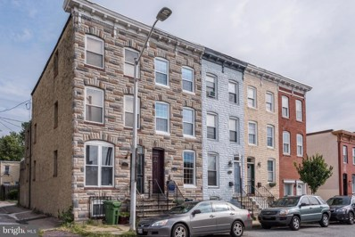 764 Ramsay Street, Baltimore, MD 21230 - #: 1002358544