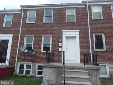 3506 Pelham Avenue, Baltimore, MD 21213 - MLS#: 1002358640