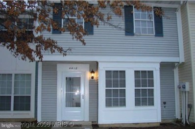 4412 Eagle Court, Waldorf, MD 20603 - MLS#: 1002358774