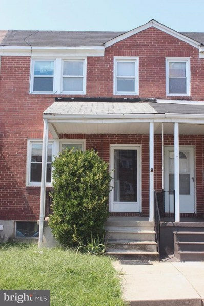 418 Gusryan Street, Baltimore, MD 21224 - #: 1002358914
