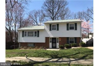 1213 Shady Glen Drive, District Heights, MD 20747 - #: 1002358938