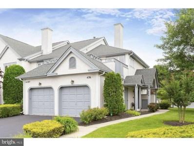 426 Chanticleer, Cherry Hill, NJ 08003 - MLS#: 1002358944