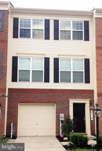 818 Glenside Way, Glen Burnie, MD 21060 - MLS#: 1002359064