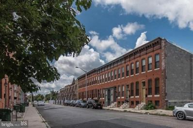 1707 Preston Street E, Baltimore, MD 21213 - #: 1002361624