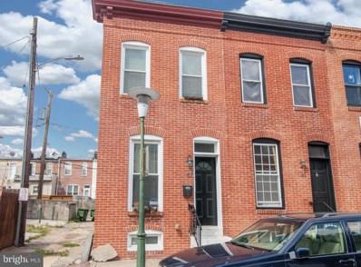 100 Streeper Street N, Baltimore, MD 21224 - MLS#: 1002362470