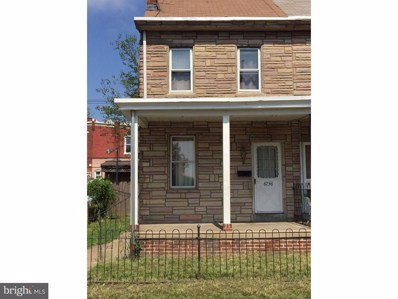6736 VanDike Street, Philadelphia, PA 19135 - #: 1002362698