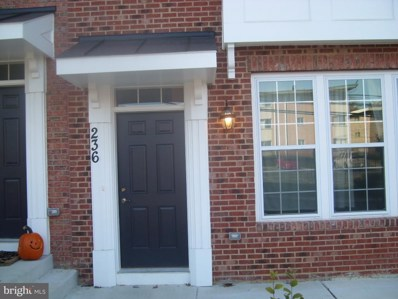 236 Summit Avenue UNIT 24, Gaithersburg, MD 20877 - #: 1002365996
