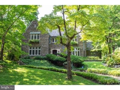 645 N Mount Pleasant Road, Philadelphia, PA 19119 - #: 1002366100