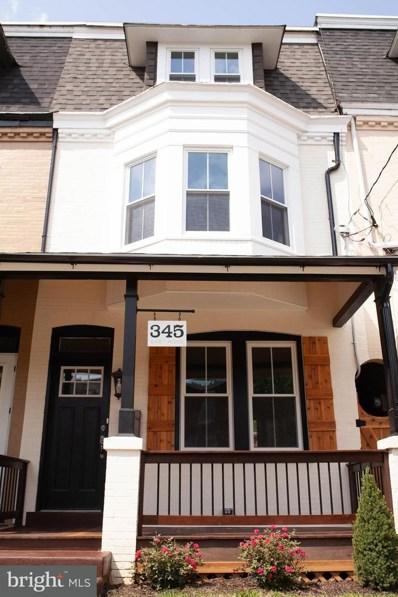 345 E Ross Street, Lancaster, PA 17602 - MLS#: 1002379106