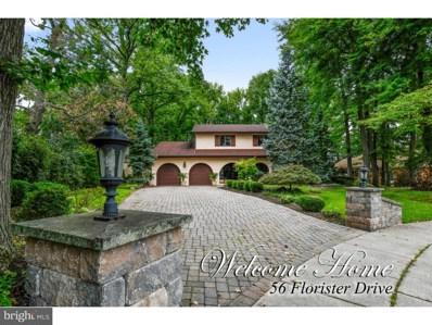 56 Florister Drive, Hamilton Square, NJ 08690 - MLS#: 1002380028