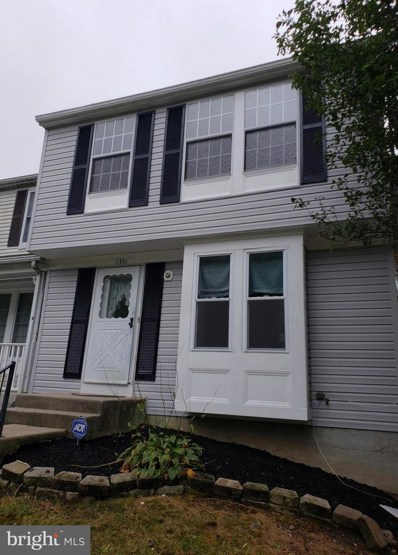 1331 Spring Meadow Court, Edgewood, MD 21040 - #: 1002382260