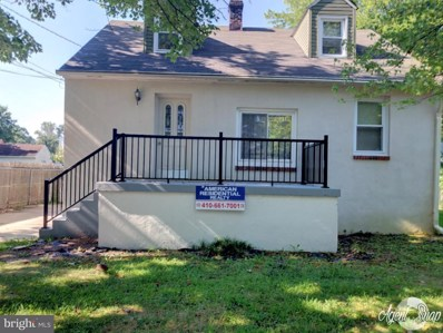 3031 Balder Avenue, Baltimore, MD 21234 - #: 1002384608