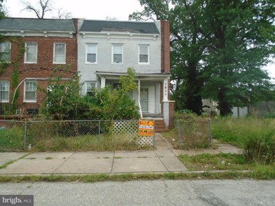 2829 Ridgewood Avenue, Baltimore, MD 21215 - MLS#: 1002390664