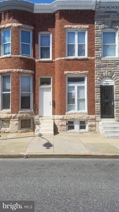 1512 Patterson Park Avenue, Baltimore, MD 21213 - MLS#: 1002393722