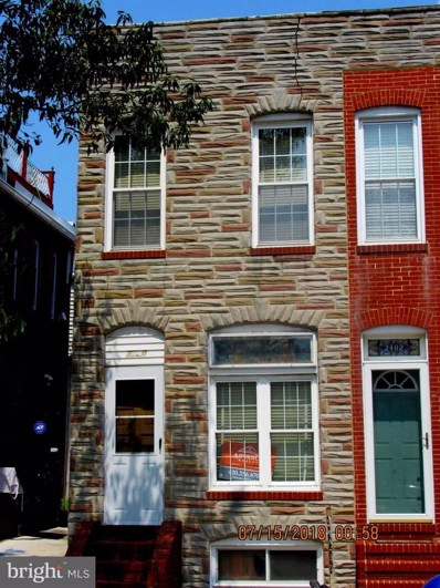 2400 Hudson Street, Baltimore, MD 21224 - #: 1002402478