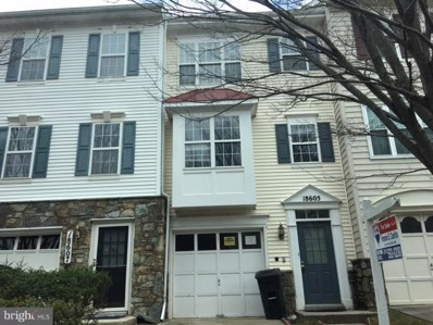 18605 Village Fountain Drive, Germantown, MD 20874 - MLS#: 1002402632