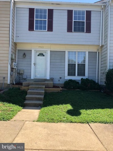 4505 Grouse Place, Waldorf, MD 20603 - #: 1002403604