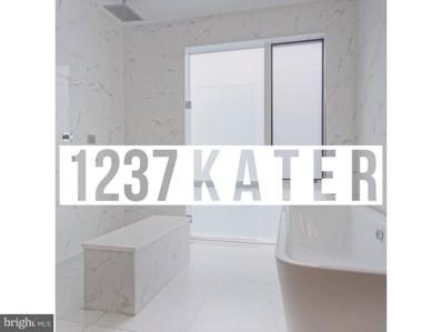 1237 Kater Street, Philadelphia, PA 19147 - MLS#: 1002404740